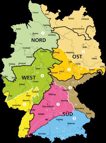 Saatgutmischung Blühende Landschaft Herkunftsregionen Netzwerk NBL
