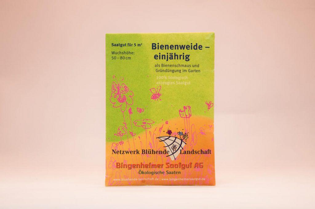 Saatgutmischung Bienenweide NBL-Tütchen