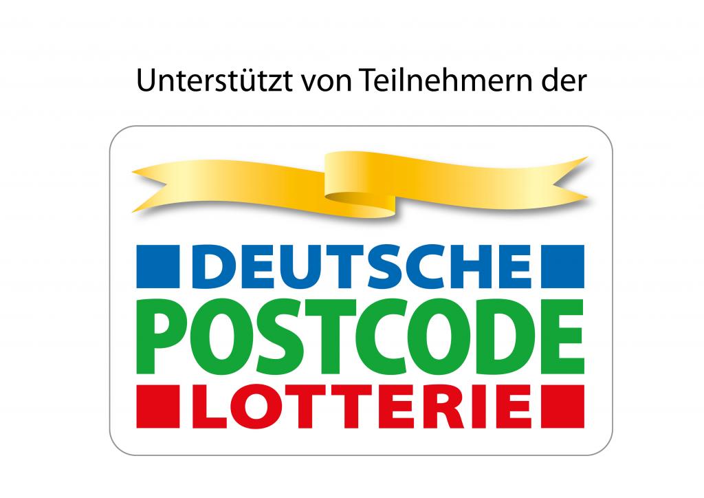 Logo der deutschen Postcode-Lotterie