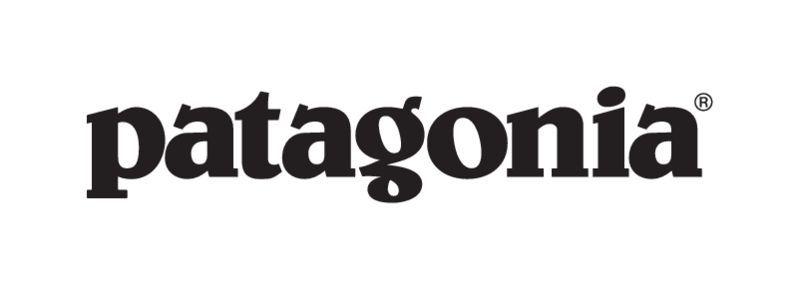Logo des Outdoorbekleidungs-Herstellers Patagonia